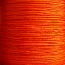 Fil macramé 0.8mm Orange. 5 mètres