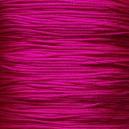 Fil macramé 0.8mm Rose fuchsia. 5 mètres