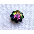 Fleur 6mm Crystal Vitrail Medium