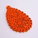 Goutte 60x34 Orange