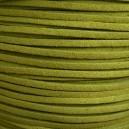 Lacet 2.5mm Vert pistache