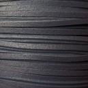 Lacet 3mm Gris Montana 1 mètre