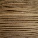 Lacet 3mm Turkana 1 mètre