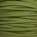 Lacet 3mm Vert Tilleul 1 mètre