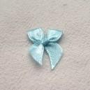 Noeud 20x22 Bleu turquoise