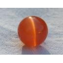 Oeil de chat 8mm Orange