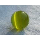 Oeil de chat 8mm Vert Anis