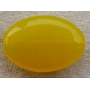 olive plate 20x14 Jaune opale