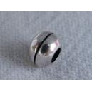 Perle 1 trait 6mm - 50 x 0.12€