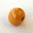 Perle 11mm Jaune Canari