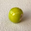Perle 11mm Vert Anis