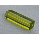 Perle 20x6x6 Olivine claire - Fil de 20 perles