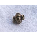 Perle 5x4 Bronze