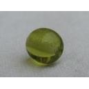 Perle 6mm Vert Olivine - Lot de 10 perles