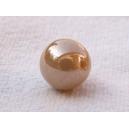 Perle 8mm Beige lustré