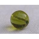 perle 8mm Vert Olivine