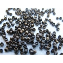 Perle à écraser 0.9mm métal bronze - 100
