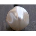 Perle baroque 16mm Ivoire