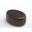 Perle ovale 20x14 bois de Kamagong
