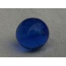perle 8mm Bleu Saphir foncé