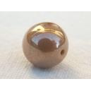 Perle 10mm Mastic Lustré