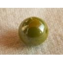 Perles 10mm Vert Pistache lustré