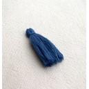 Pompon 30mm Bleu Denim