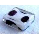 Rectangle plat 16x14 Dalmatien
