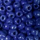 Rocaille Bleu lapis 7mm