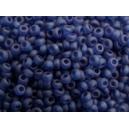 Rocaille Bleu nuit dépoli 1.5mm