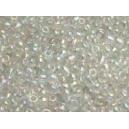 Rocaille cristal irisé 1.5mm