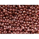Rocaille Marron nacré 1.5mm