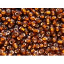 Rocaille Topaze brillant 1.5mm