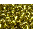 Rocaille vert anis brillant 4mm