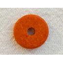 Rondelle 12mm Mandarine