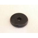 Rondelle 12mm Noir