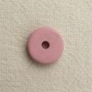 Rondelle 12mm Rose clair