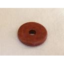 Rondelle 12mm Terracotta