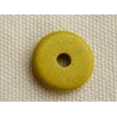 Rondelle 12mm Vert pistache
