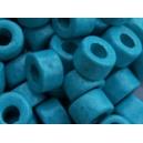 Rondelle 6x4 Bleu Turquoise Lot de 50