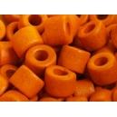 Rondelle 6x4 Mandarine - Lot de 50