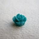 Rose 10mm Bleu Zircon
