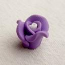 Rose 12mm Violet