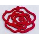 Rose 45x48 Rouge