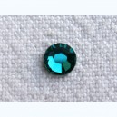 Strass 5mm Bleu zircon