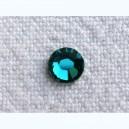 Strass 5mm Bleu zircon