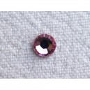 Strass 5mm Rose