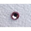 Strass 5mm Rose