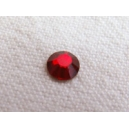 Strass 5mm Rouge Siam