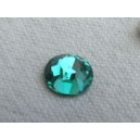 Strass 7mm Bleu zircon